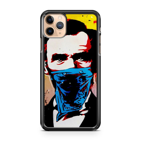 Lincoln Patriot Thug iPhone 11 Pro Max Case Cover