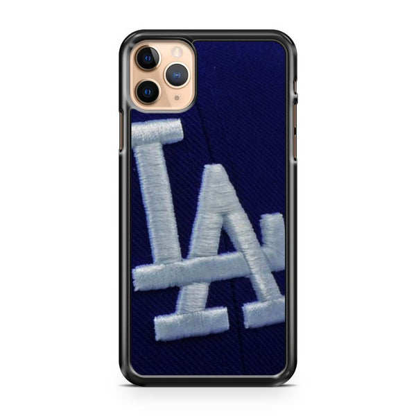 La Dodgers Hat iPhone 11 Pro Max Case Cover