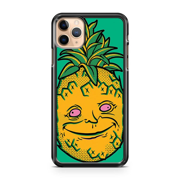 Happy Pineapple iPhone 11 Pro Max Case Cover