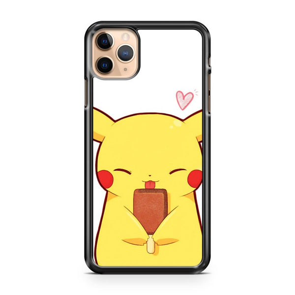 Kawaii Pikachu iPhone 11 Pro Max Case Cover