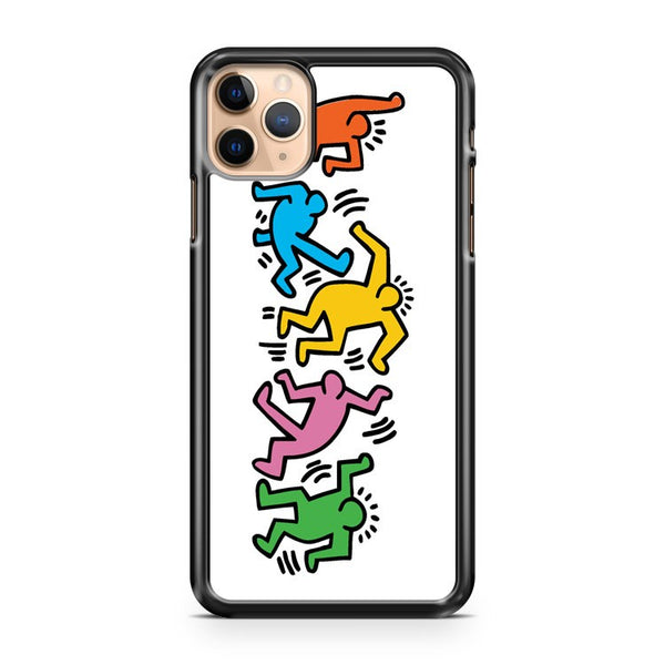 Keith Haring People iPhone 11 Pro Max Case Cover