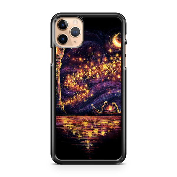 Lanterns Of Hope Tangled iPhone 11 Pro Max Case Cover