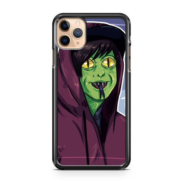 Leafy Is Here Hiss iPhone 11 Pro Max Case Cover