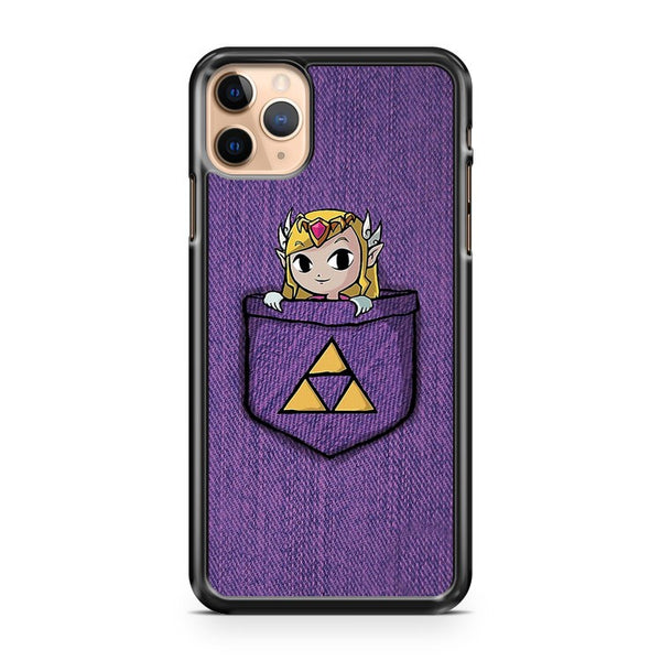 Legend Of Zelda Pocket Zelda iPhone 11 Pro Max Case Cover
