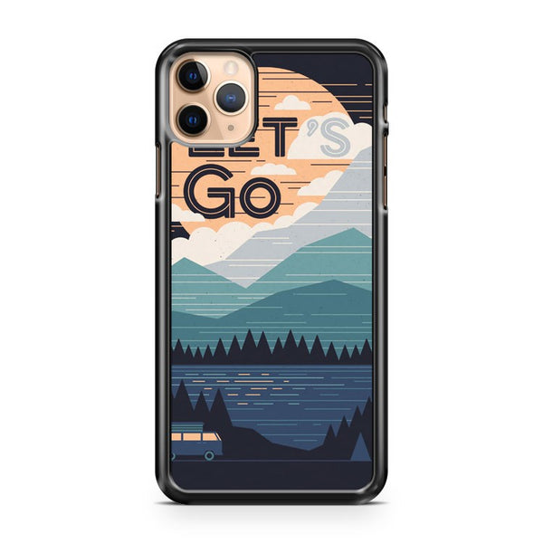 Let's Go iPhone 11 Pro Max Case Cover