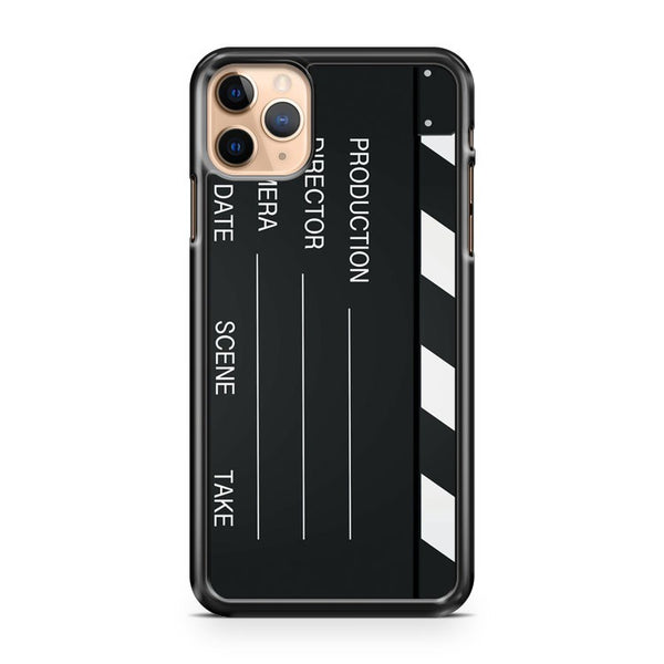 Lights Camera iPhone 11 Pro Max Case Cover