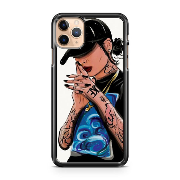 Lil Lay Low Kehlani Collection iPhone 11 Pro Max Case Cover