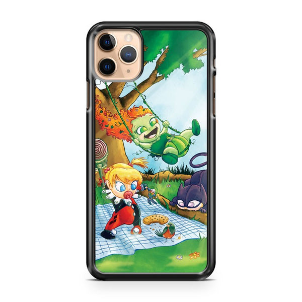 Lil Gotham City Sirens iPhone 11 Pro Max Case Cover