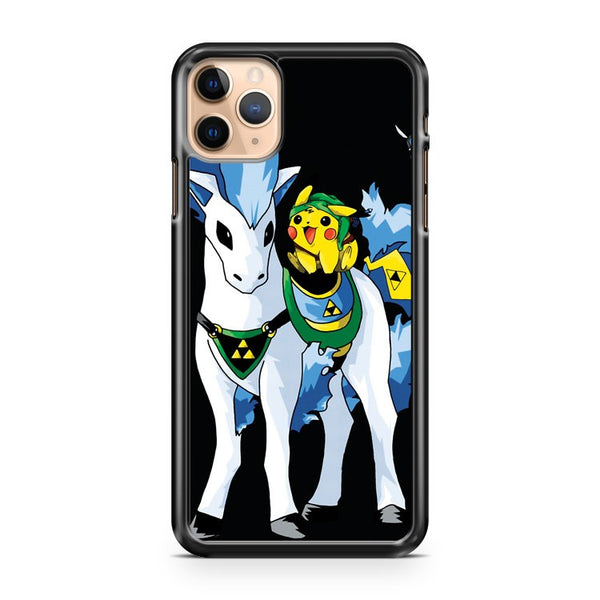 Linkachu Ponyta iPhone 11 Pro Max Case Cover