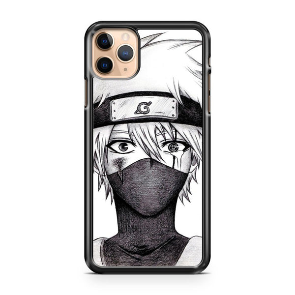 Kakashi Tears iPhone 11 Pro Max Case Cover