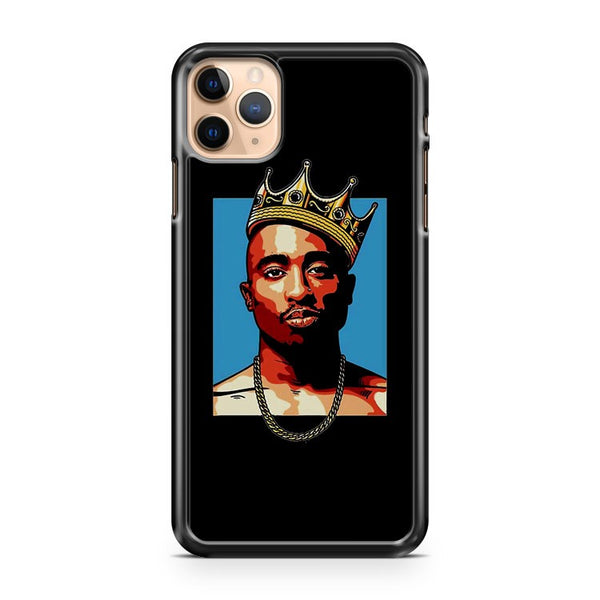 King Tupac Shakur iPhone 11 Pro Max Case Cover