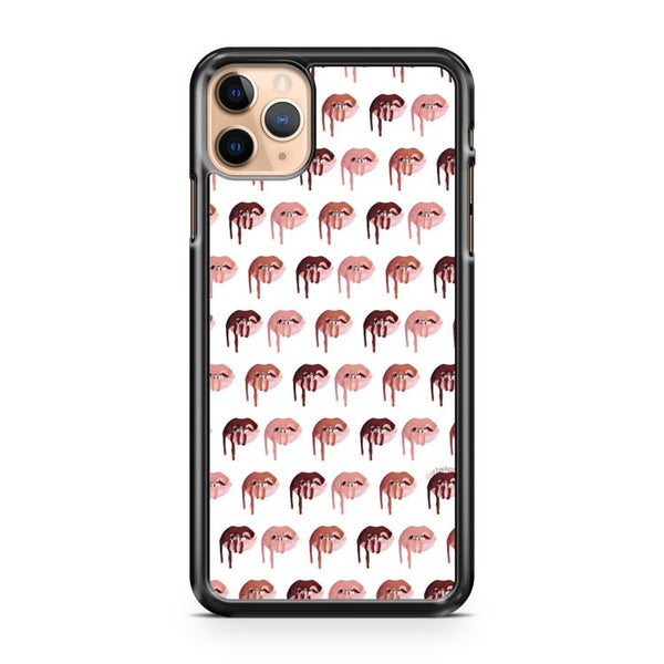 Kylie Janner Lip Pattern iPhone 11 Pro Max Case Cover