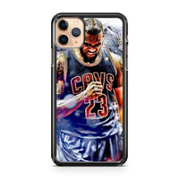 Lebron James Cleveland 23 iPhone 11 Pro Max Case Cover