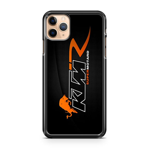 KTM Logo Motorcycle iPhone 11 Pro Max Case Cover