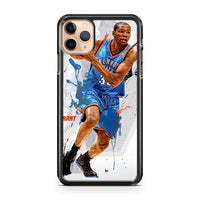 Kevin Durant Grun Basketball Player iPhone 11 Pro Max Case Cover