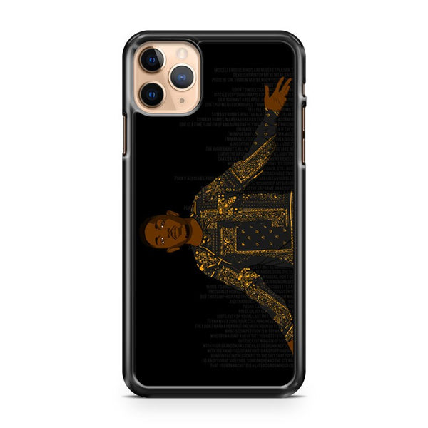 King Kendrick Lamar 2 iPhone 11 Pro Max Case Cover
