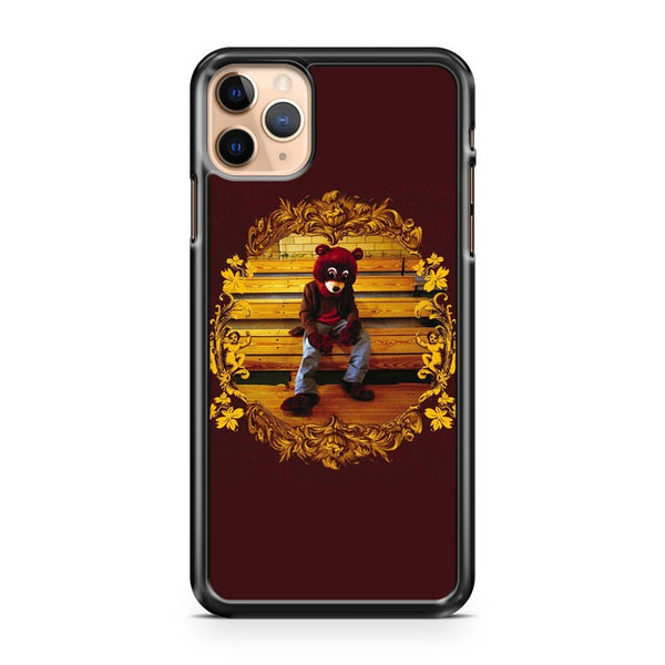 Kanye West High School Drop Out iPhone 11 Pro Max Case Cover