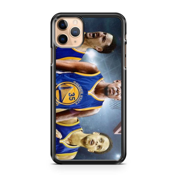 Kevin Durant Stephen Curry Thompson Warriors iPhone 11 Pro Max Case Cover