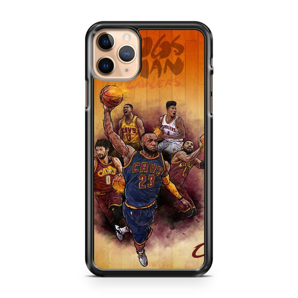 Kings Man Cavaliers iPhone 11 Pro Max Case Cover