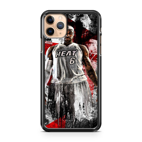 Lebron James Cleveland Cavs 4 iPhone 11 Pro Max Case Cover
