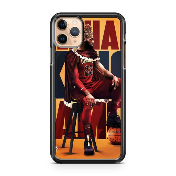King James 4 iPhone 11 Pro Max Case Cover