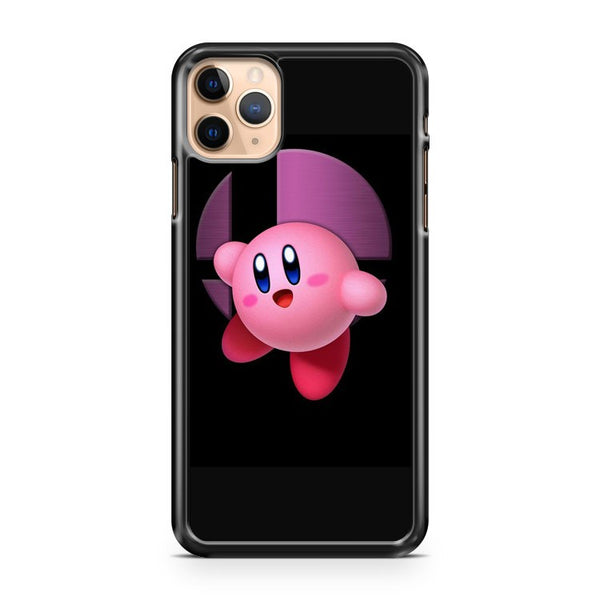 Kirby Ssb Super Smash Brothers iPhone 11 Pro Max Case Cover