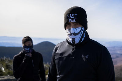 3 Fleece Fast Masks & Toque Only $30