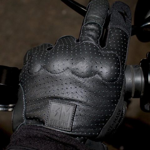 Fast Masks NEW Stealth Motorcycle Gloves