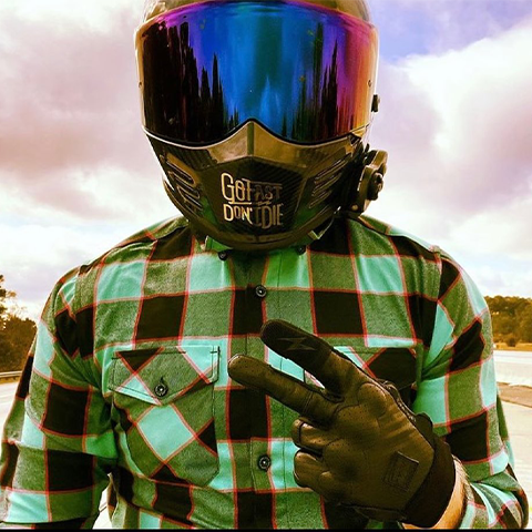 Dress Right When You Ride