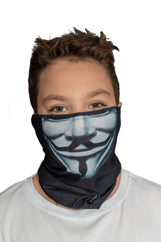 Jr Anonymous Fast Mask - Fast Mask