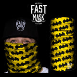 Batman Fleece Face Mask - Fast Mask