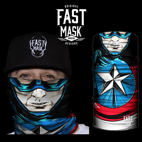 American Hero Face Mask - Fast Mask