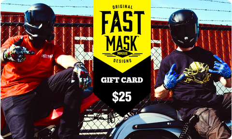 Fast Mask Gift Card - Fast Mask