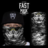 Gas Mask Face Mask - Fast Mask