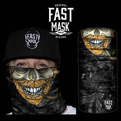 Ginger Beard Face Mask - Fast Mask