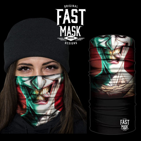I'll Bite My Tongue Face Mask - Fast Mask