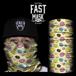 MMMM Donuts Face Mask - Fast Mask
