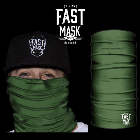 Green Face mask - Fast Mask