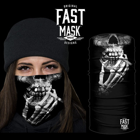 Smoke Till I Die Face Mask - Fast Mask