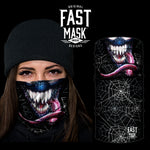 Venom Fleece Face Mask - Fast Mask