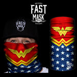 Wonder Woman Fleece Fast Mask - Fast Mask
