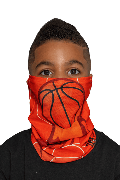 Jr Hoopstar Basketball Fast Mask * Now with Sewn Edges* - Fast Mask