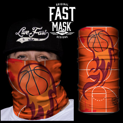 Basketball Fast Mask - *Now with Sewn Edges* - Fast Mask