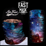 Galaxy Fast Mask **Now with Sewn Edges** - Fast Mask
