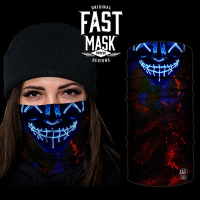 The Purge Fast Mask - *Now with Sewn Edges* - Fast Mask
