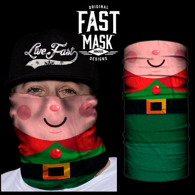 Elf Fast Mask - *Now with Sewn Edges* - Fast Mask