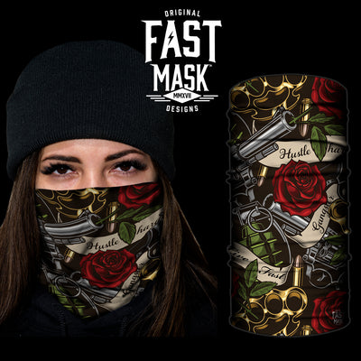 Guns N Roses fleece Fast Mask - Fast Mask
