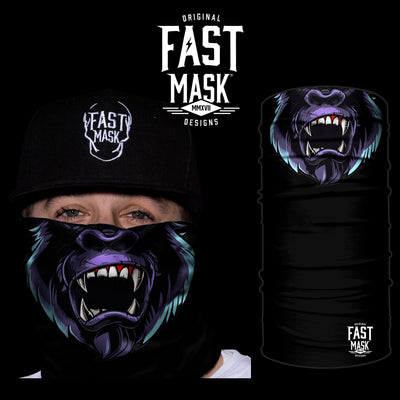 Gorilla Fast Mask *Now with Sewn Edges* - Fast Mask