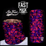 Colourful Crosses Fast Mask - Fast Mask
