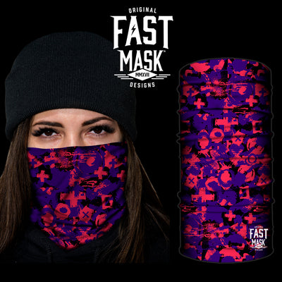 Colourful Tic Tac Toe  Fast Mask - Fast Mask